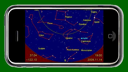 Night Sky Webapp